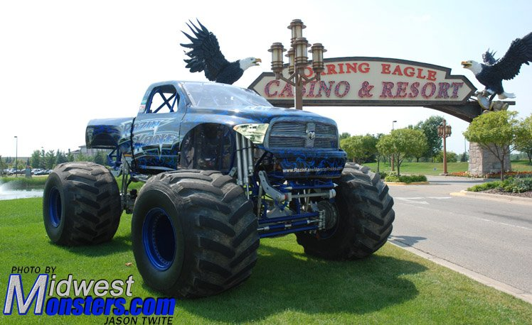 michigan monster truck