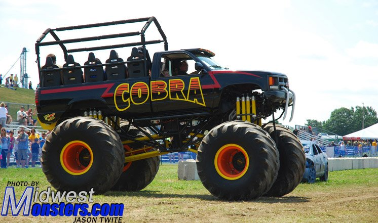 best monster trucks