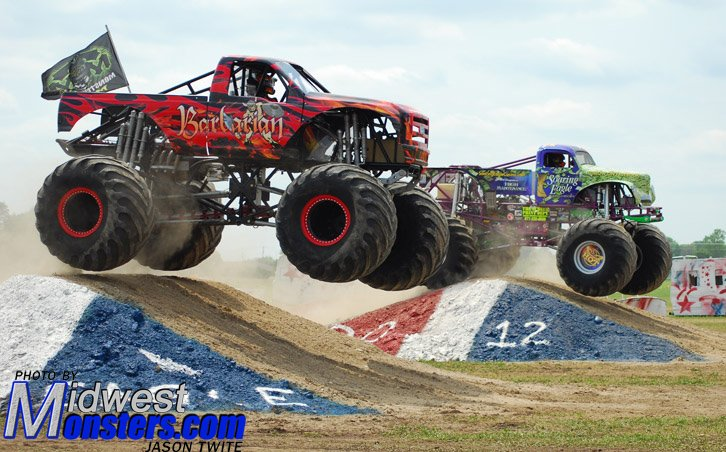 indiana monster truck