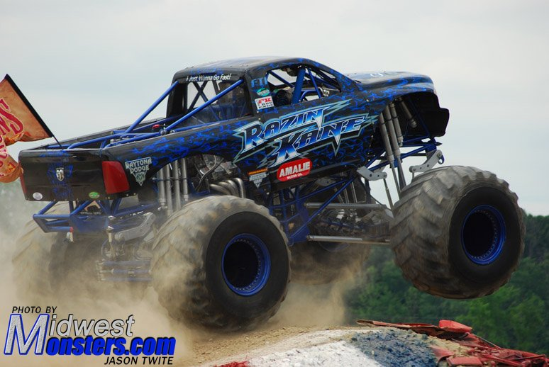 illinois monster trucks