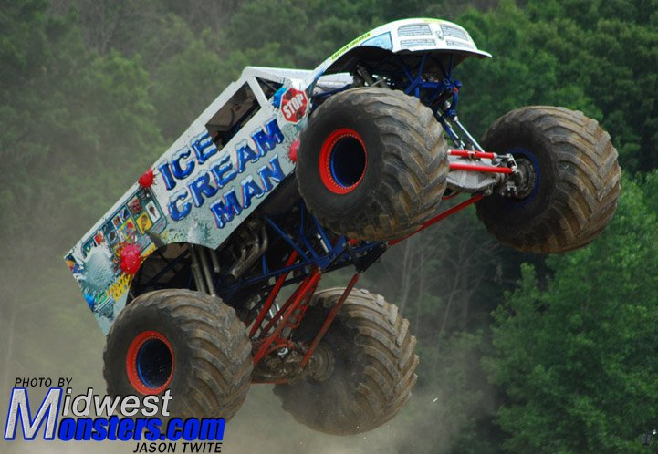 monster truck event