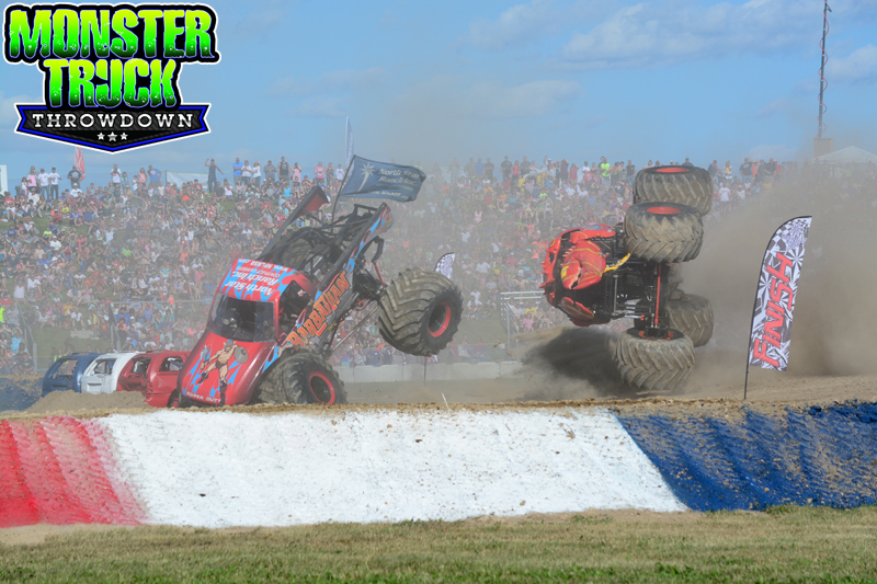 soaring eagle monster truck